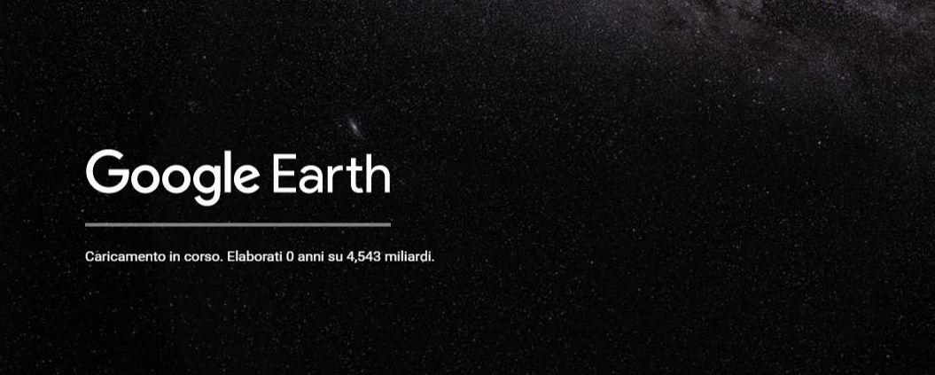 GOOGLE EARTH ULTIMA VERSIONE ITALIANO SCARICA