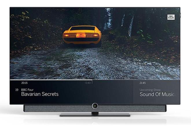 Loewe bild 4: TV OLED Ultra HD con Dolby Vision da 3.000€ - HDblog.it