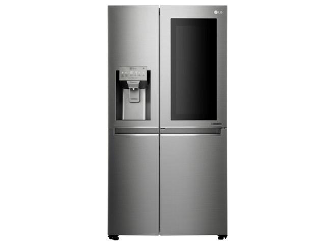 LG InstaView Door-in-Door è il frigorifero \