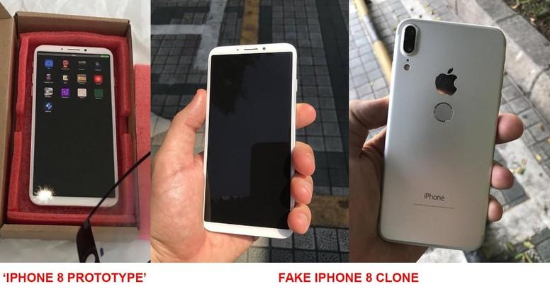 iPhone 8, il presunto prototipo confonde le acque | Fake