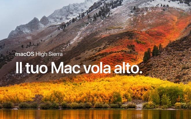 Apple rilascia la Beta Developer 2 di macOS 10.13.3 High Sierra - image  on https://www.zxbyte.com