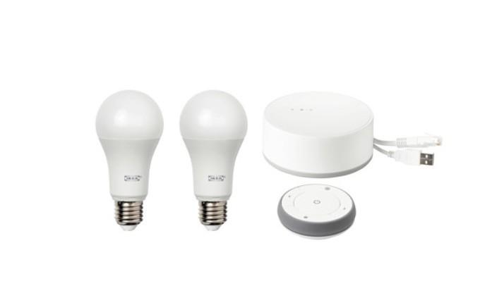 Ikea supporto homekit e google home al kit di lampade smart trÅdfri