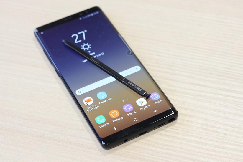 cdb49fd6cbab Samsung Galaxy Note 8, l'offerta di Vodafone - HDblog.it