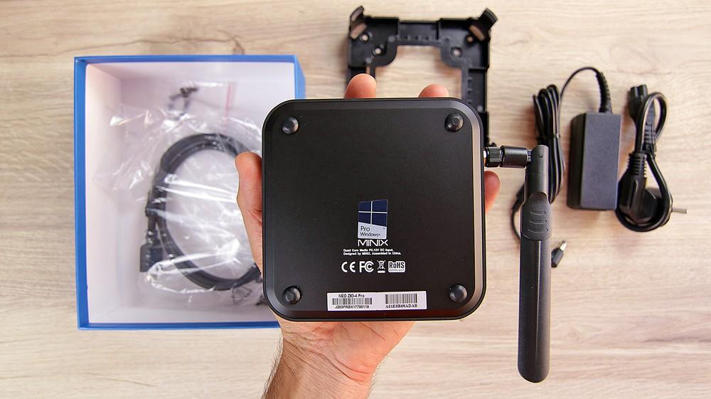 Recensione Minix Neo Z83-4 Pro: bene in azienda, limitato a casa
