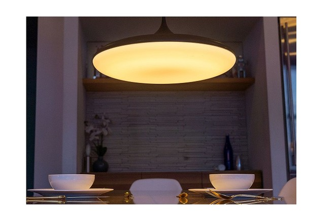 Plafoniere Smart : Philips presenta la nuova plafoniera hue white ambiance hdblog.it