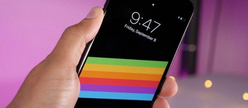 Sfondi iphone 6 arcobaleni