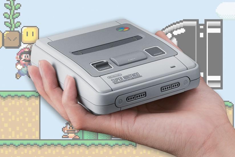 SNES Classic Mini: l'hack per aggiungere nuovi giochi è