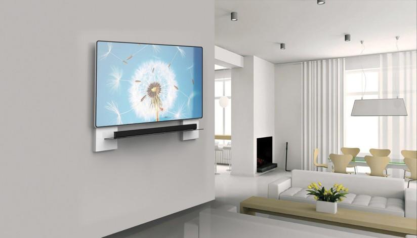 Meliconi Porta Tv Ghost Prezzi.Meliconi Lancia Un Supporto Con Copri Cavi Per Installare Le