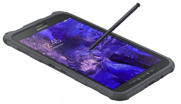 Samsung Galaxy Tab Active 2 Ufficiale: S Pen Estraibile Ed Altre Novità