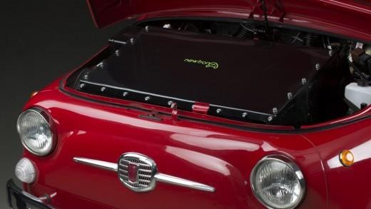 Fiat 500 La Prima Generazione Diventa Elettrica Con Officine
