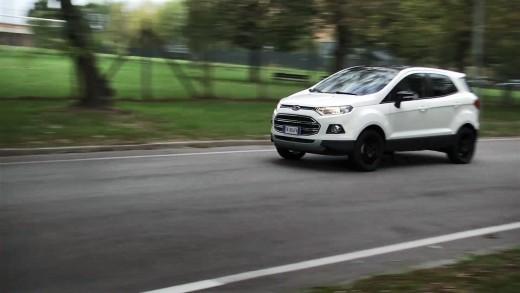 Ford Ecosport Titanium S 1 0 Ecoboost 125 Cv Hdtest Hdmotori It