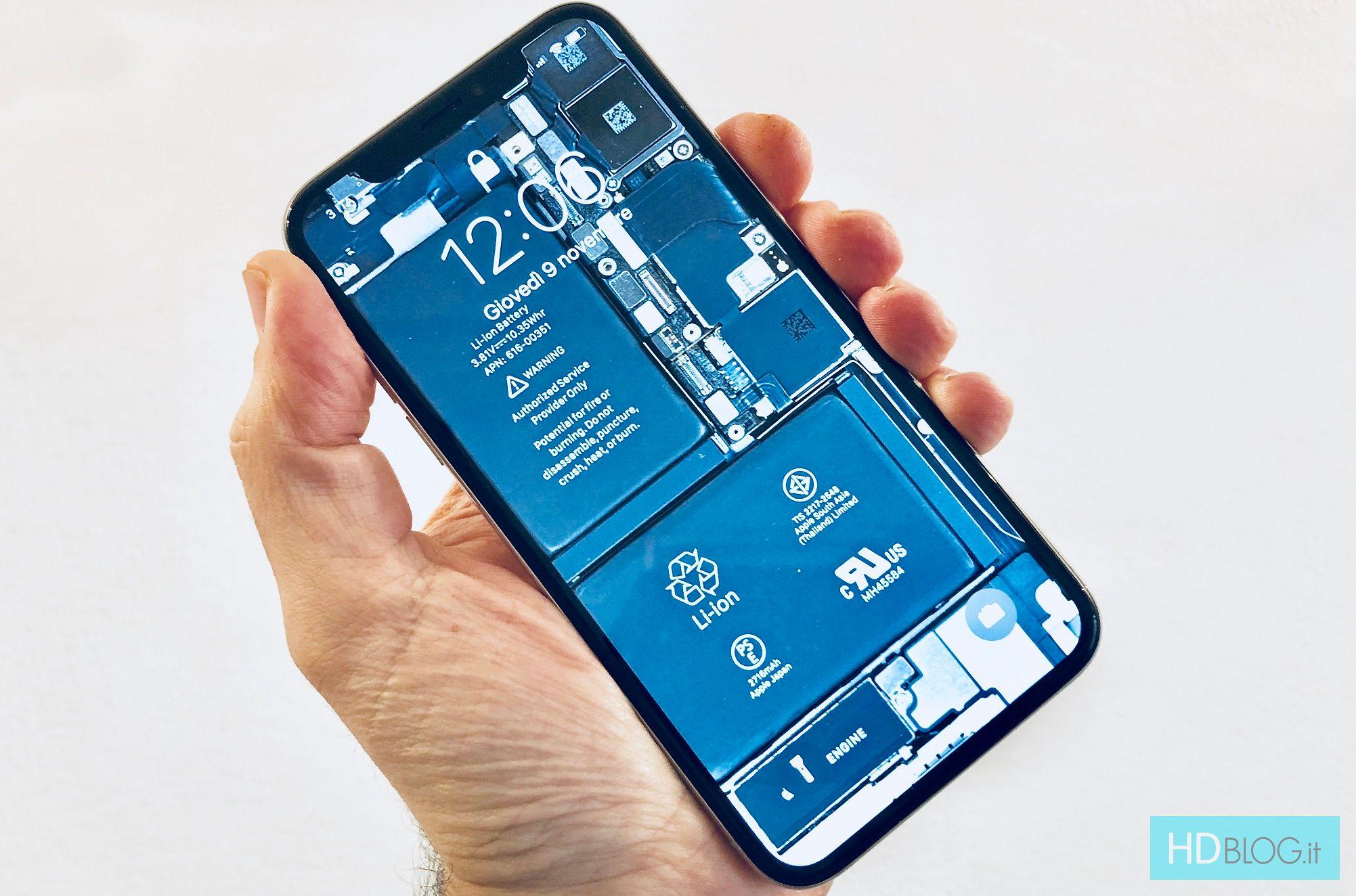 Parti di ricambio per iPhone