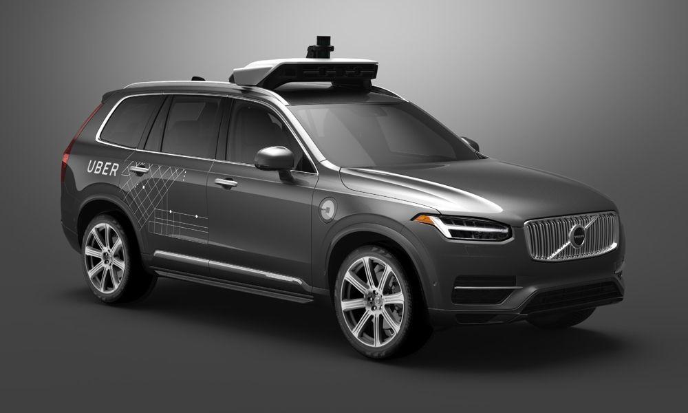 Incidente mortale Uber : Sopseso progetto dell'auto a guida autonoma