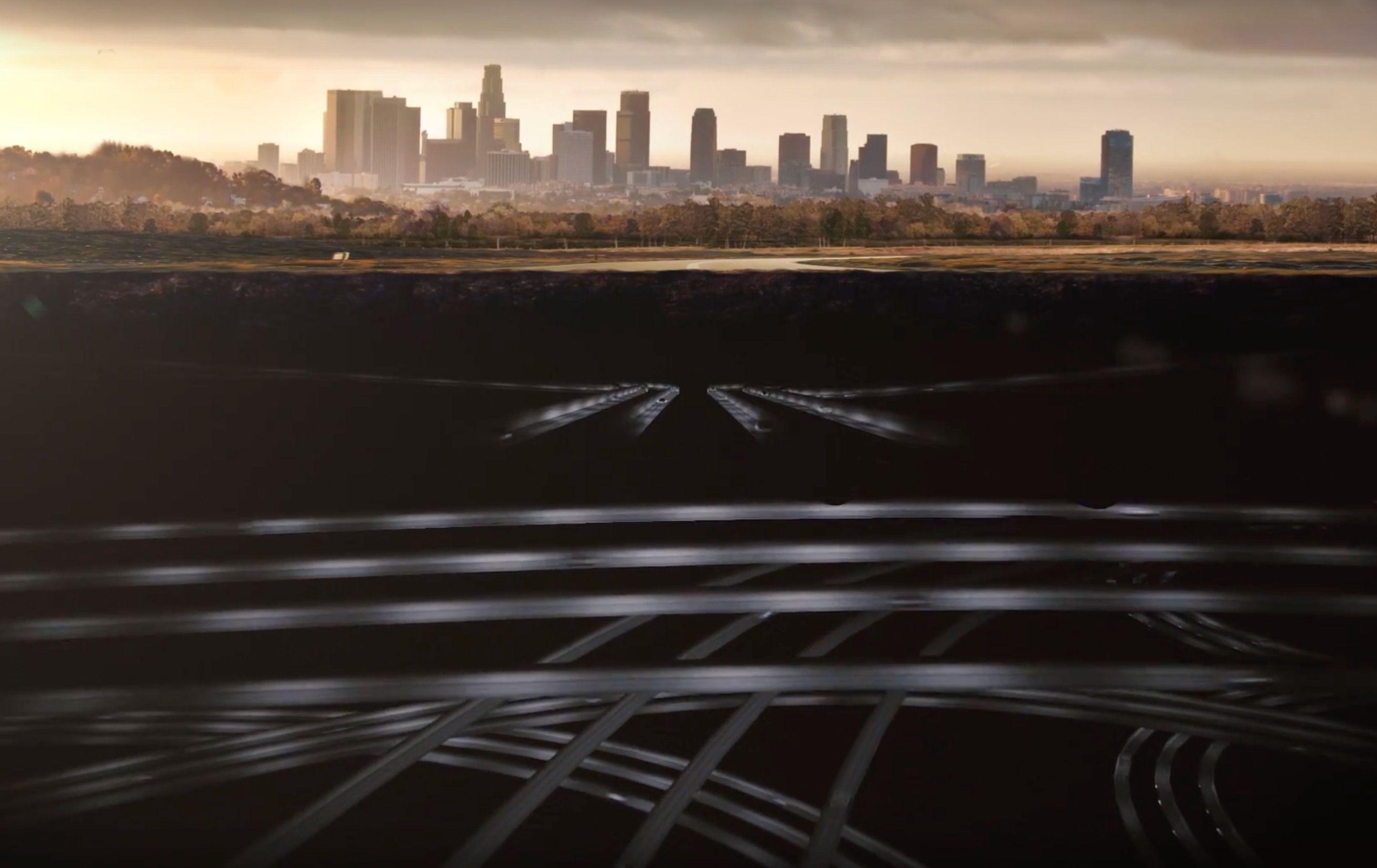 Posti per collegare a Los Angeles