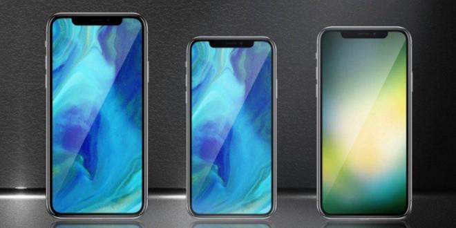 iPhone 2018: display OLED anche per il modello da 6,1