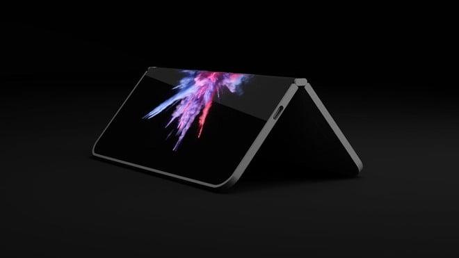 Microsoft Surface Andromeda immaginato in una serie di concept render - image  on https://www.zxbyte.com