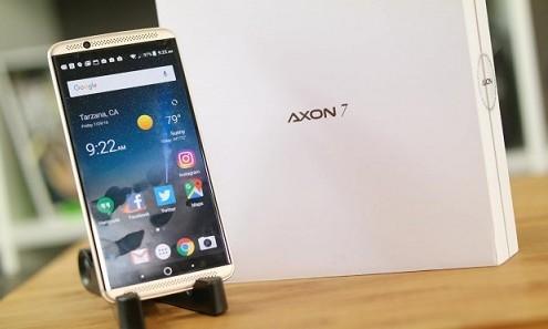 ZTE Axon 7: Android 8 0 Oreo disponibile in Italia con patch di