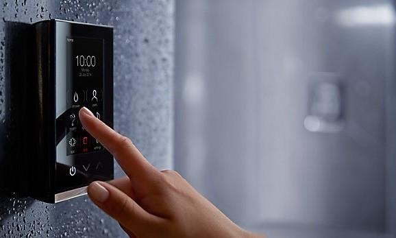Kohler Vasca Da Bagno : Kohler al ces 2018 con due controller homekit per doccia e cucina