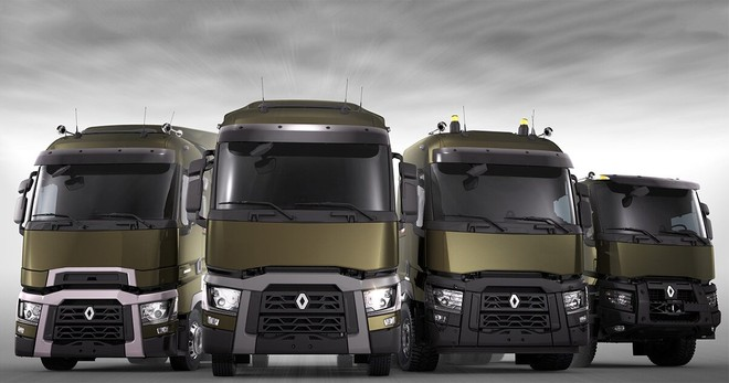 renault trucks annuncia una gamma di camion elettrici per il 2019. Black Bedroom Furniture Sets. Home Design Ideas
