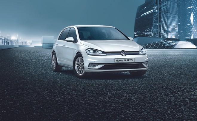Volkswagen golf a metano allo stesso prezzo del benzina hdmotori.it