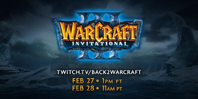 Warcraft III: la nuova patch e il torneo potrebbero anticipare una remaster