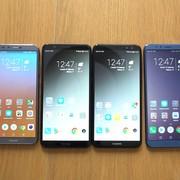 CONFRONTONE: Huawei Mate 10 Pro, Mate 10 Light, P Smart vs Honor 9 Lite, 7X e View 10