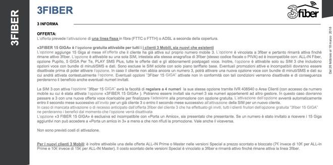3 Italia: tutte le offerte disponibili da lunedì 26 febbraio - HDblog.it