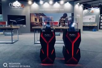 Nubia smartphone gaming