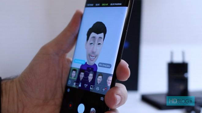 Samsung raddoppia gli sticker Emoji AR su Galaxy S9 e S9 Plus - image  on https://www.zxbyte.com