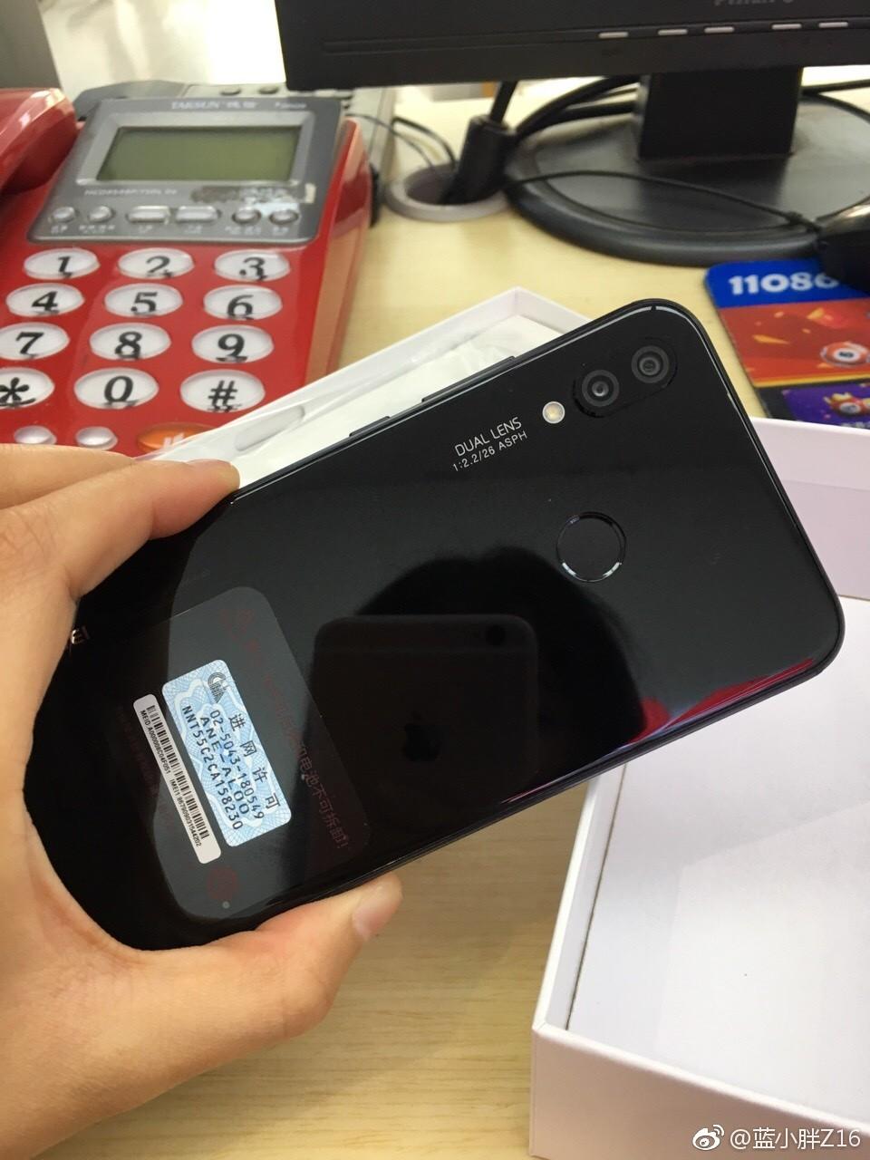 Huawei P20 Lite retro
