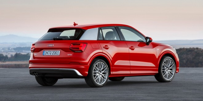 Audi Q The Compact SUV Should Arrive In TECH - Audi q1
