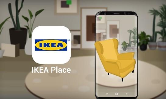 Ikea Place Sbarca Su Android Arredare Casa Con La Realtà Aumentata