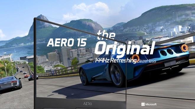 Gigabyte Aero 15, nuova generazione imminente con display a 144 Hz