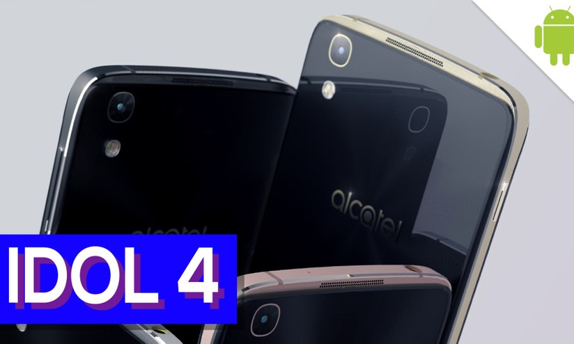 Alcatel IDOL 4: qualità, simmetria e tasto Boom | HDBlog it - HDblog it