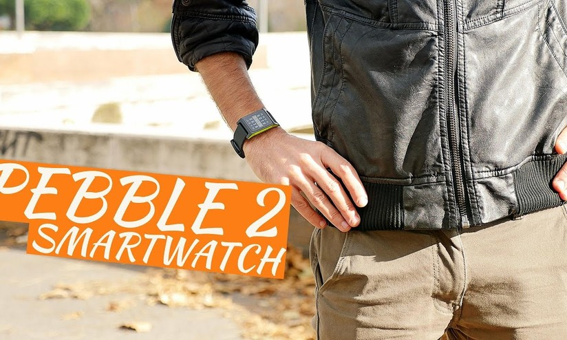 4854a9e37 Recensione Pebble 2 HR  lo smartwatch per chi usa lo smartwatch - HDblog.it