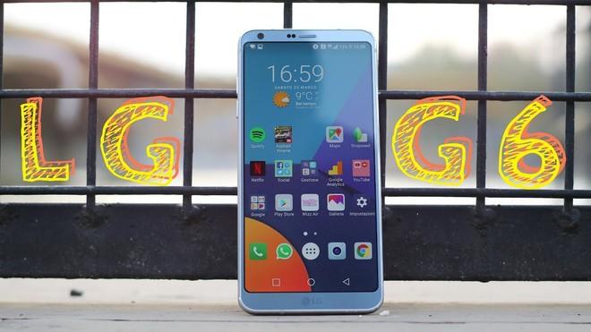 LG G6 si aggiorna: Google Lens e le funzioni AI arrivano nell'app Fotocamera - image  on http://www.zxbyte.com