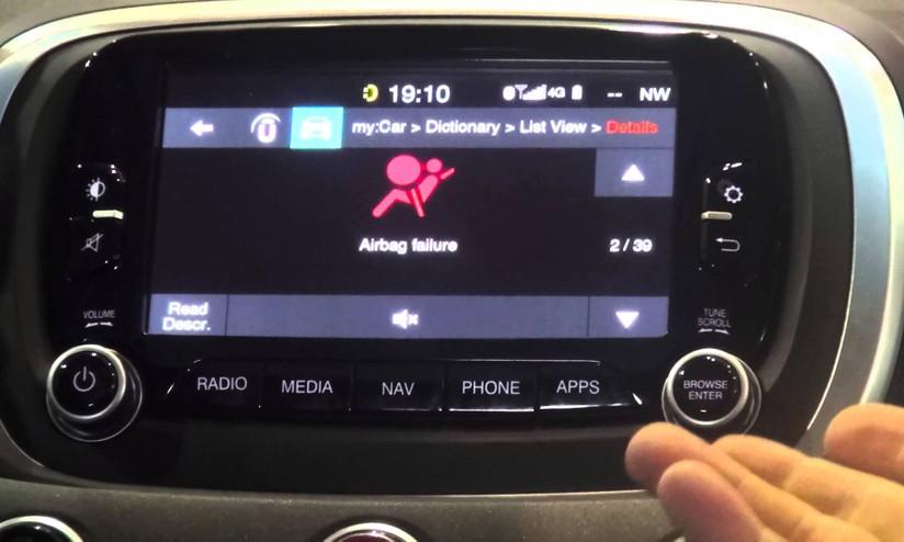 Fiat Uconnect Live: video anteprima al MWC 2015 - HDmotori it