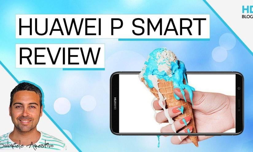 Recensione Huawei P Smart  rapido e funzionale - HDblog.it e8bc46b02e7