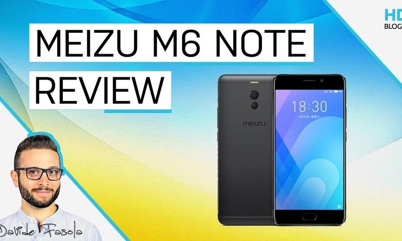 RECENSIONE Meizu M6 Note: ora ha tutto quello che serve - HDblog it