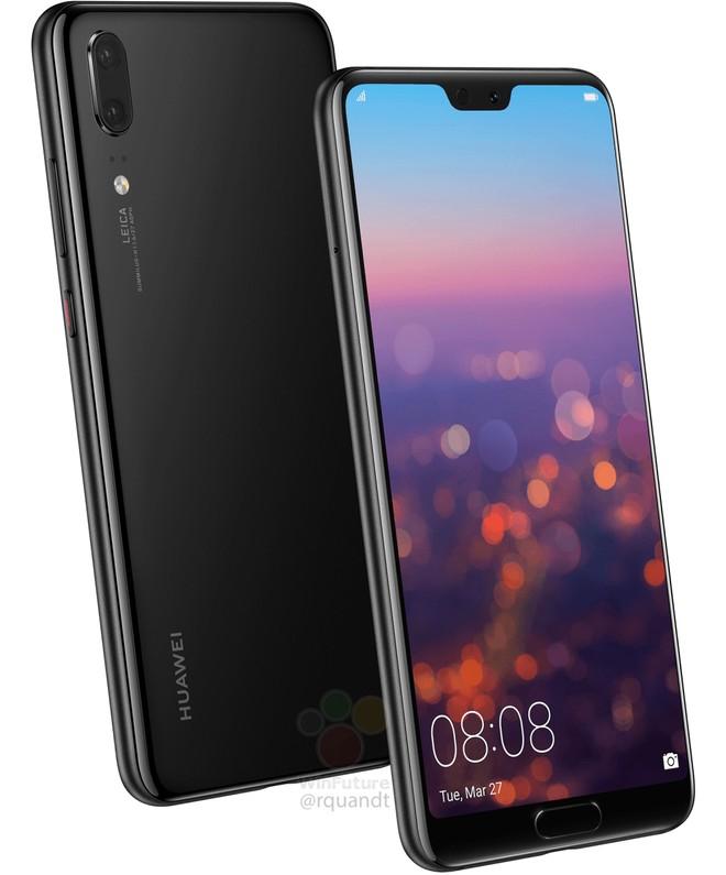 Huawei P20: presentazione il 27 Marzo