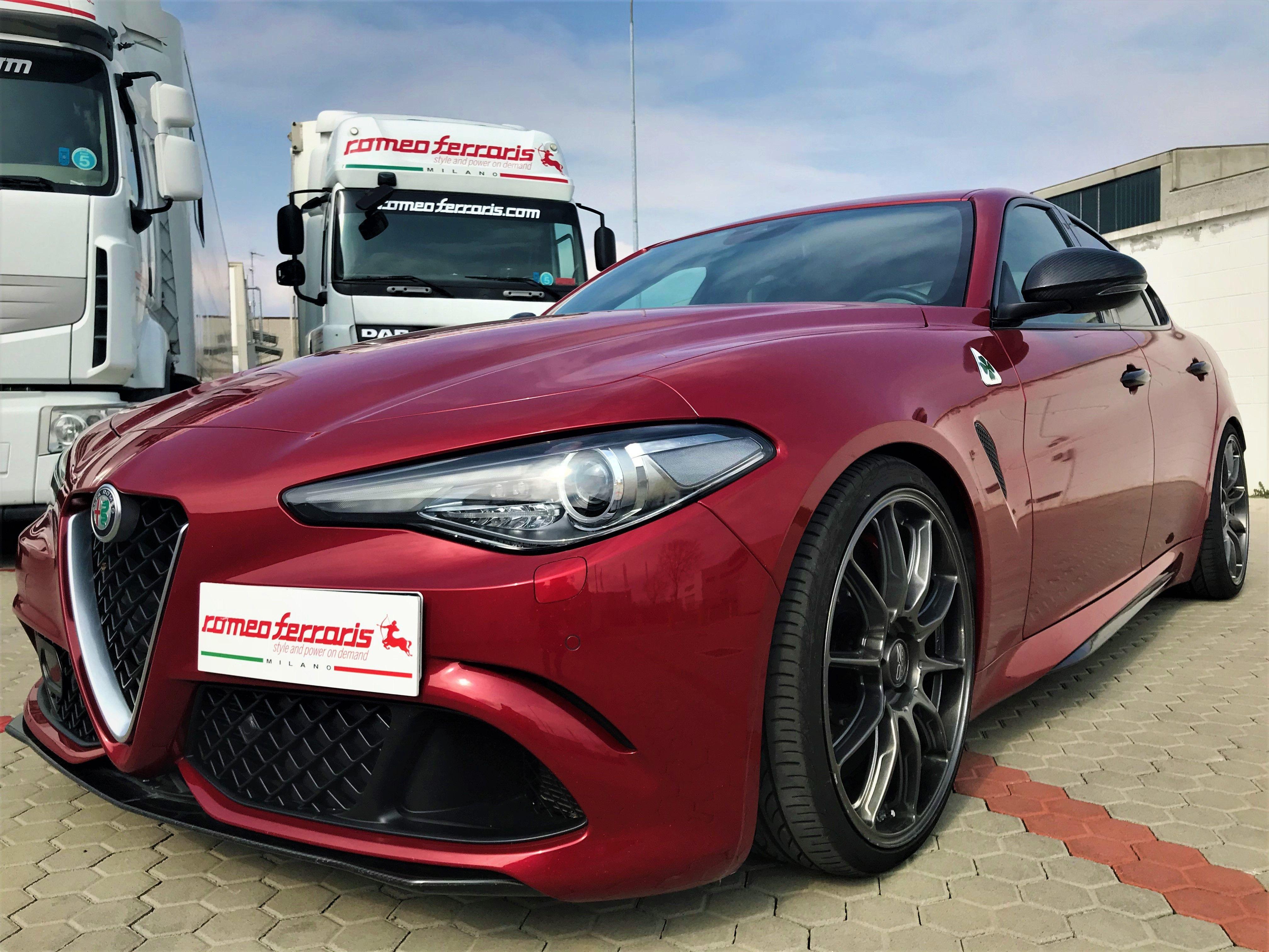 Giulia coupè: Alfa Romeo pronta al lancio nel 2019?