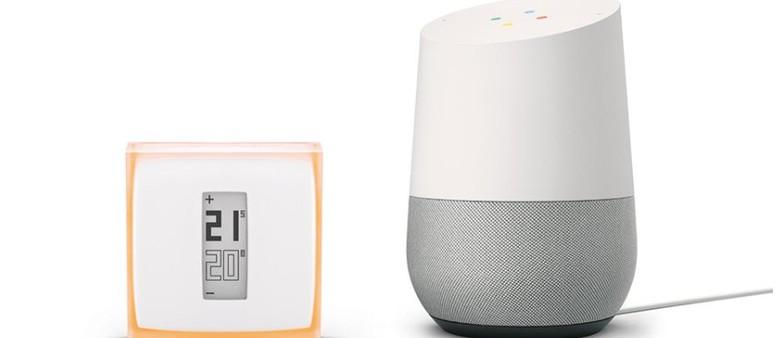 Netatmo Il Termostato Si Controlla Con Google Home Anche In Italia