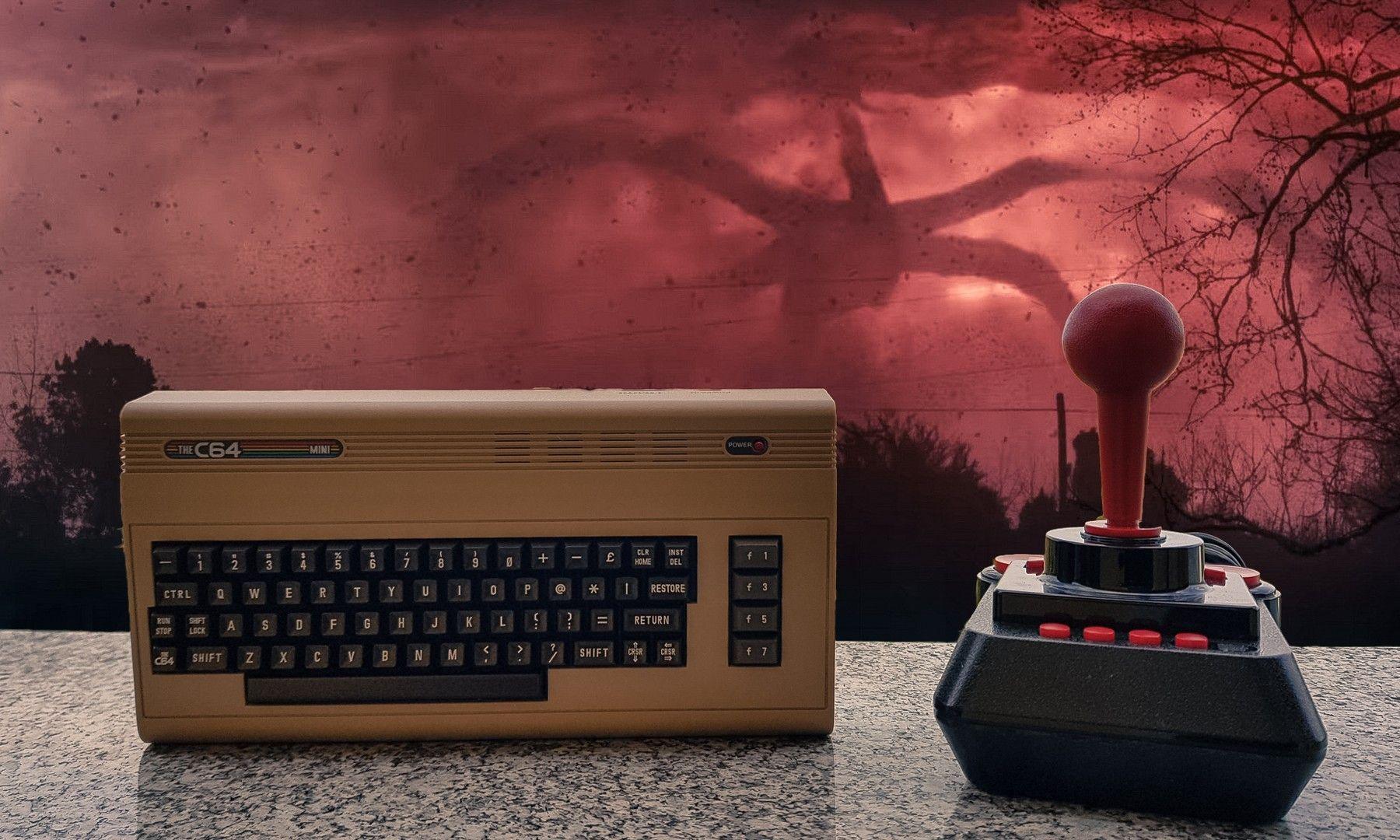 SCARICA GIOCHI PER C64 MINI