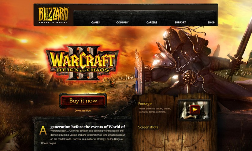 warcraft 3 1.29 portable