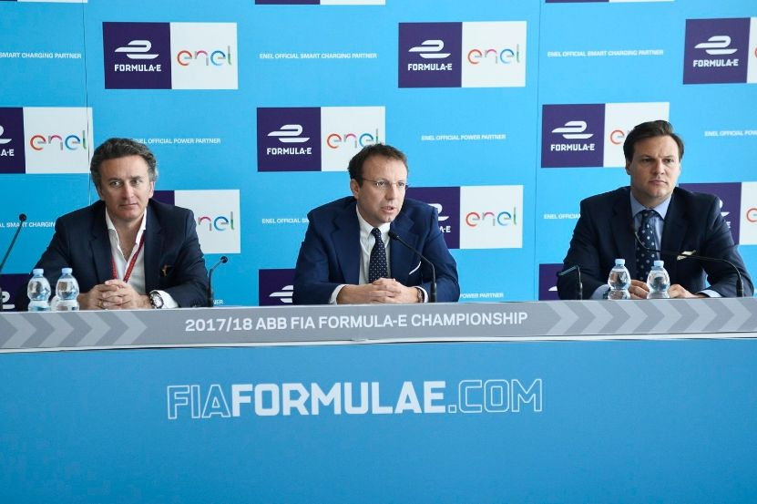 Enel espande la partnership con Formula-E