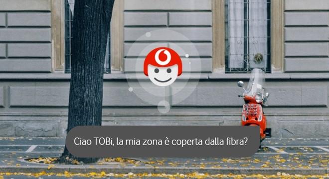 TOBi: da oggi i clienti Vodafone hanno un assistente virtuale dedicato - image  on http://www.zxbyte.com