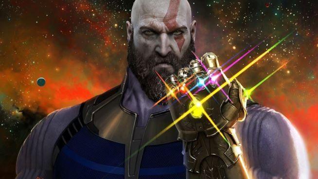God of War: easter egg dedicato ad Avengers: Infinity War | Video