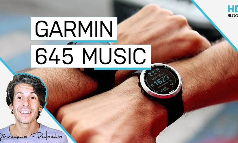 ee4fcc8b910996 Recensione Garmin Forerunner 645 Music - HDblog.it