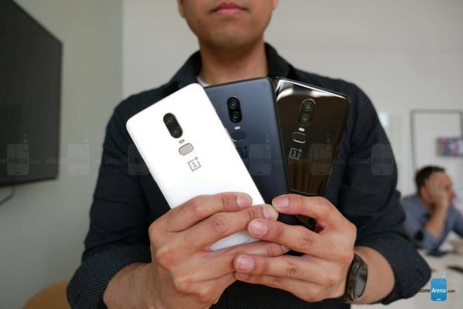 OnePlus 6 appare in tutte le colorazioni a poche ore dal lancio - image  on http://www.zxbyte.com