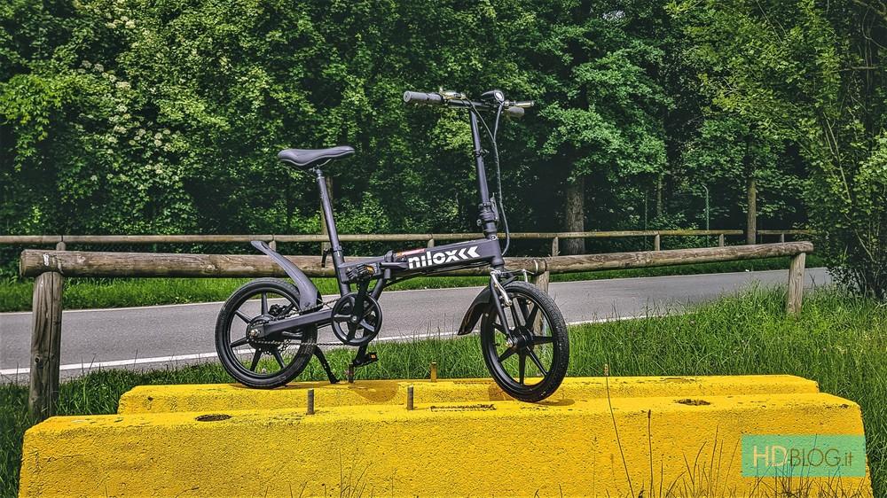 Recensione Nilox Ebike X2 La Bici Elettrica Pieghevole Hdmotoriit